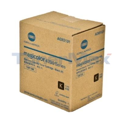 KONICA MINOLTA MAGICOLOR 4750 TONER BLACK